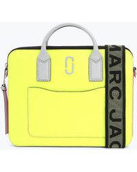 Marc Jacobs - Fluorescent Snapshot 13'' Laptop Sleeve - Lyst