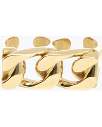 Marc Jacobs - Double Link Ring - Lyst