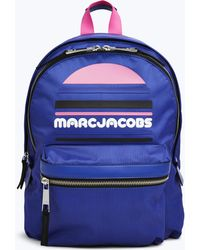 Marc Jacobs - Trek Pack Large Logo Backpack - Lyst