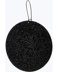 Marc Jacobs - Pave Single Disc Earring - Lyst