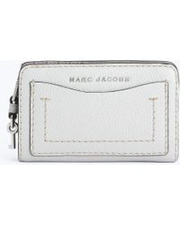 Marc Jacobs - The Grind Compact Continental Wallet - Lyst