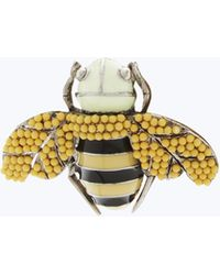 Marc Jacobs - Bumble Bee Brooch - Lyst