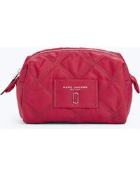 Marc Jacobs - Nylon Knot Large Cosmetic - Lyst