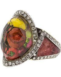 Sevan Biçakci - Pomegranate Mosaic Ring - Lyst
