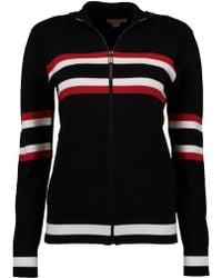 Michael Kors - Striped Track Jacket - Lyst