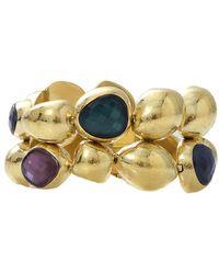 Vaubel - Pebble Stone Bracelet - Lyst