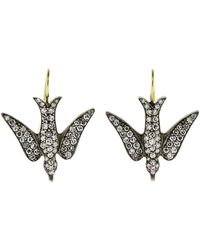 Sylva & Cie | Bird Earrings | Lyst