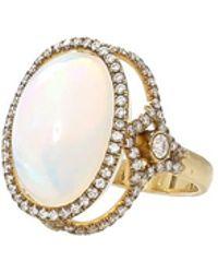 Jordan Alexander   African Opal Ring   Lyst