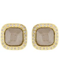 Todd Reed - Fancy Cut Diamond Stud Earrings - Lyst