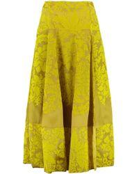 Rosie Assoulin - Full Circle Skirt - Lyst
