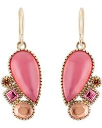 Larkspur & Hawk - Cora Cluster Earrings - Lyst