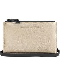Brunello Cucinelli - Metallic Wallet - Lyst