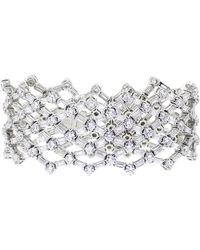 Fantasia Jewelry | Rounds And Bag Flex Bracelet | Lyst