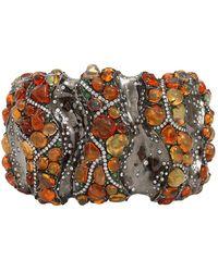 Arunashi - Fire Opal Cuff Bracelet - Lyst