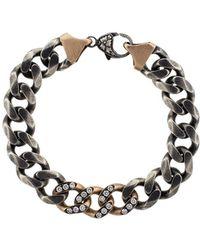 Sylva & Cie - Link Chain Bracelet - Lyst