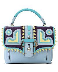 Paula Cademartori - Dun Dun Mini Top Handle Bag - Lyst