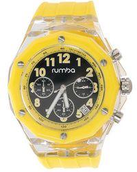 Rumbatime - Mercer 45mm Flex Watch - Lyst