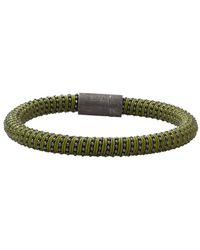 Carolina Bucci - Green Twister Band Bracelet - Lyst