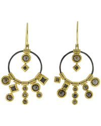 Todd Reed - Natural Diamond Earrings - Lyst