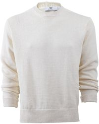 Inis Meáin - Crewneck Sweater - Lyst