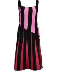 Tomas Maier - Multicolor Tank Dress - Lyst