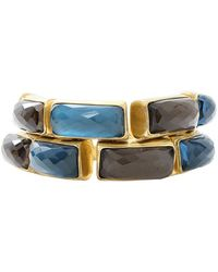 Vaubel - Rectangle Stone Bracelet - Lyst