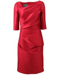 Monique Lhuillier - Sheath Dress - Lyst