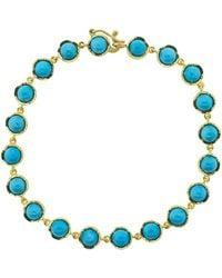 Irene Neuwirth - Turquoise Bracelet - Lyst