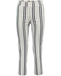 Avenue Montaigne - Straight Leg Pant - Lyst