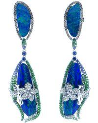 Wendy Yue | Opal Earrings | Lyst