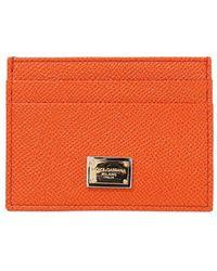 Dolce & Gabbana - Card Holder - Lyst