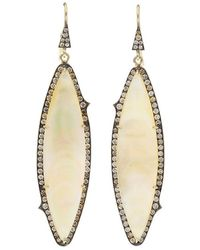 Sylva & Cie | Mother-of-pearl Earrings | Lyst