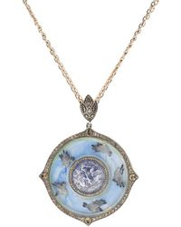 Sevan Biçakci - Carved Seagulls Necklace - Lyst