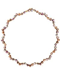 Larkspur & Hawk - Caterina Garland Riviere Necklace - Lyst