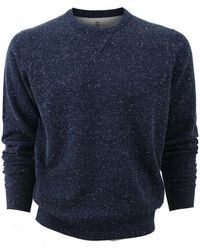 Brunello Cucinelli - Donegal Sweater - Lyst
