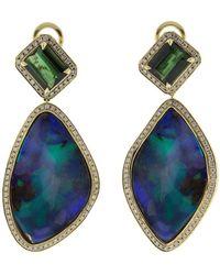 Katherine Jetter - Opal Earrings - Lyst
