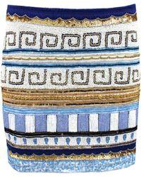 Pia Pauro - Embellished Skirt - Lyst