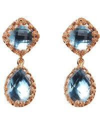 Larkspur & Hawk - Jane Earrings - Lyst