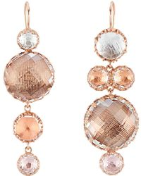 Larkspur & Hawk - Sadie Mismatched Bubble Earrings - Lyst