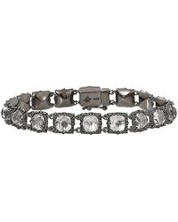 Larkspur & Hawk - Bella Jeu De Paume Bracelet - Lyst