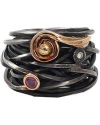 Boaz Kashi - Tourmaline Wire Wrap Ring - Lyst