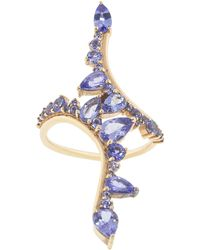 Fernando Jorge - Tanzanite Electric Bolt Ring - Lyst