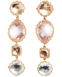 Larkspur & Hawk - Sadie 4 Drop Earrings - Lyst