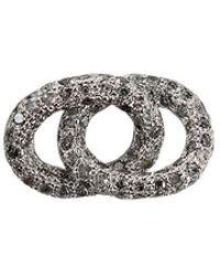 Carolina Bucci - Grey Diamond Double Links - Lyst