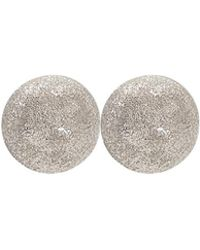 Carolina Bucci - Medium Sparkly Ball Earrings - Lyst