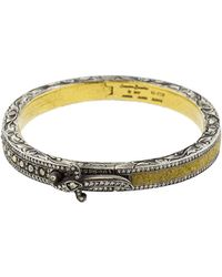 Sevan Biçakci - Fancy Diamond Hinged Bangle - Lyst