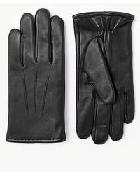 Marks & Spencer - Leather Gloves Thermowarmthtm - Lyst