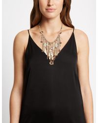 Marks & Spencer - Pebble Drape Necklace - Lyst