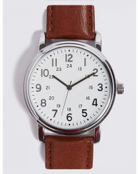 Marks & Spencer - Classic Utility Watch - Lyst