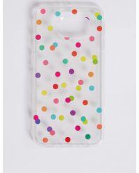 Marks & Spencer - Samsung S6® Floral Print Phone Case - Lyst